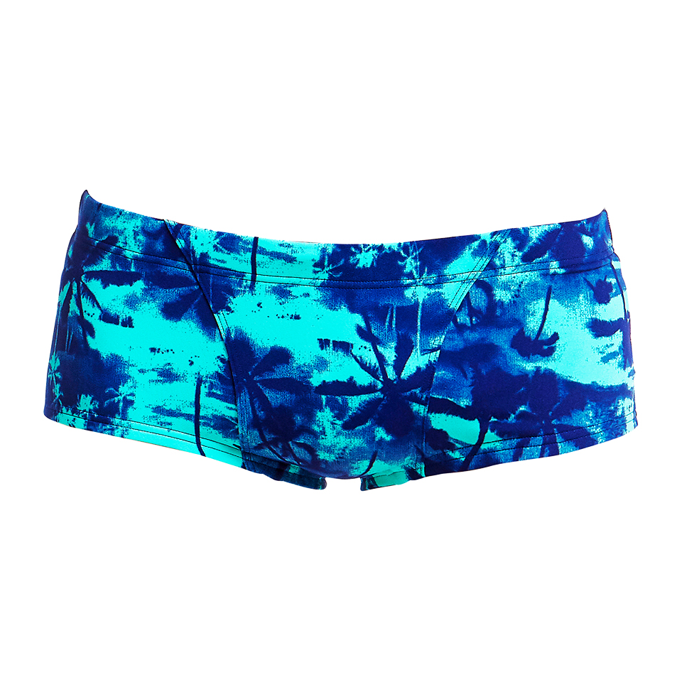 Quần bơi đùi FUNKY TRUNKS Mens Classic Trunks Hawailian Skies