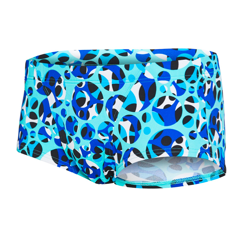 Quần bơi đùi FUNKY TRUNKS Mens Classic Trunks Holy Sea