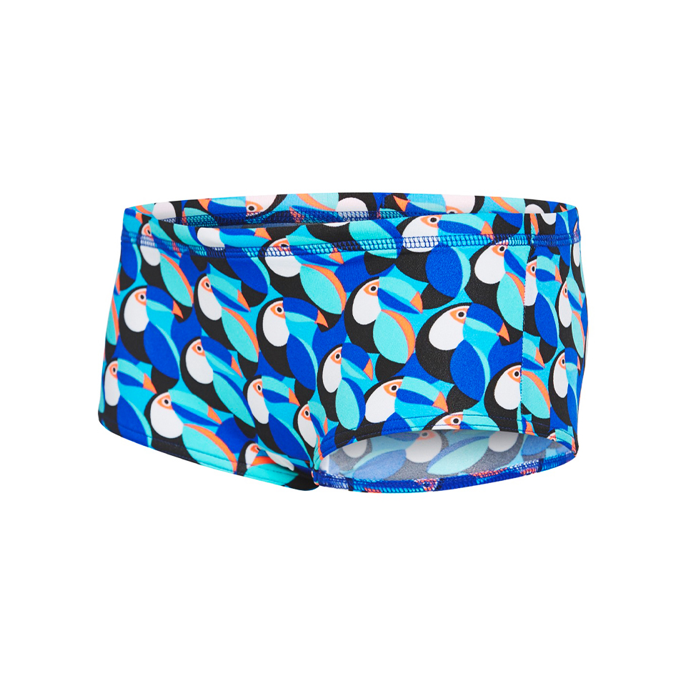 Quần bơi đùi FUNKY TRUNKS Boys Eco Classic Trunks Touche