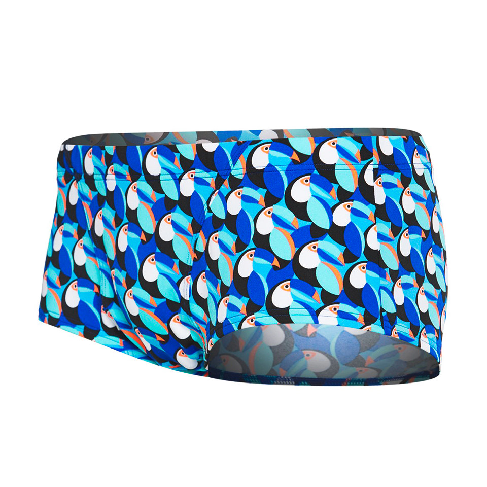 Quần bơi đùi FUNKY TRUNKS Mens Eco Classic Trunks Touche