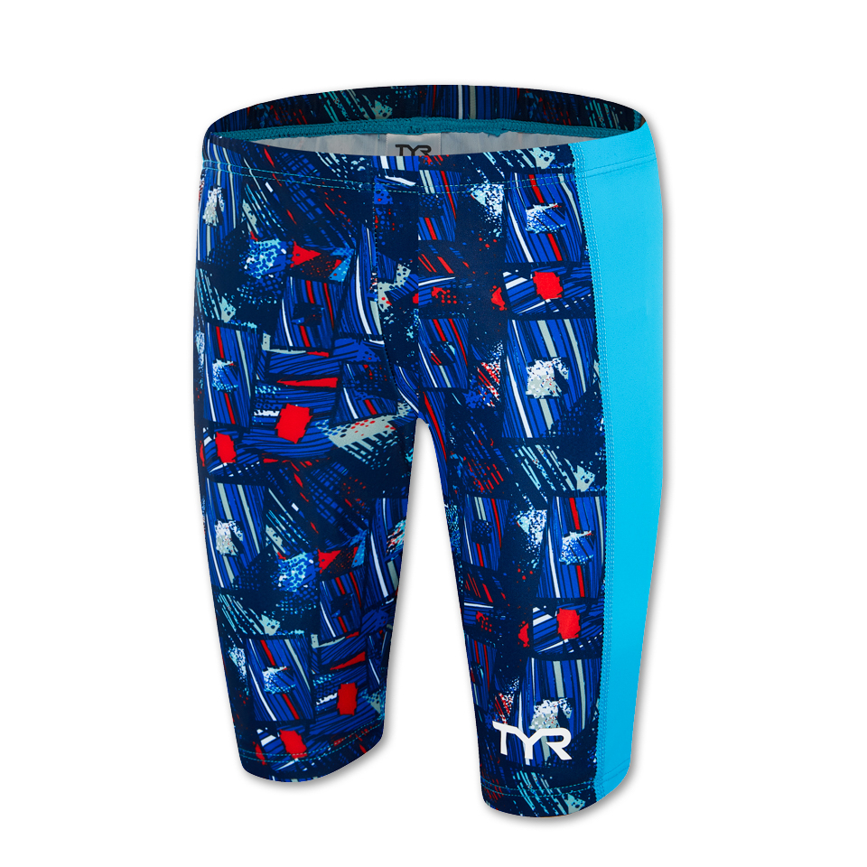 Quần bơi lửng TYR Tiki Junior All-Over Jammer