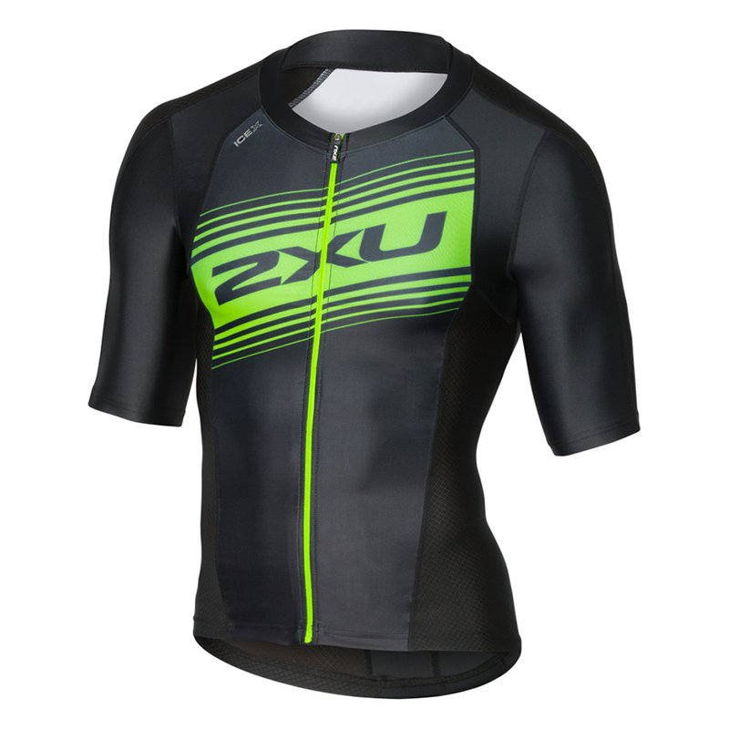 Áo 3MPH Compression Sleeved Tri Top (Nam)